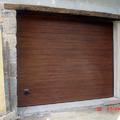 Puerta seccional Navatek
