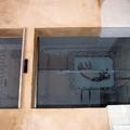 Puerta vidrio automática