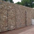 Puertas Automaticas en Piedra Natural
