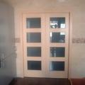 Puertas de interior en roble decapé
