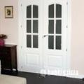 puertas de paso lacadas en blanco