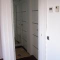 Puertas lacadas con aluminio