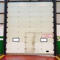 Puertas secciónales industriales