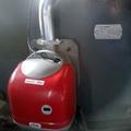 quemador adaptado en caldera de gasoil