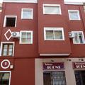 Reforma de fachada c/ borja, Zaragoza