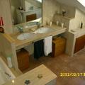 Reforma integral cuarto de baño.