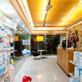 reforma interior de Farmacia Planas
