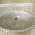 reforma lavabo con microcemento (despues)
