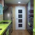 reforma piso Bilbao (zona cocina)