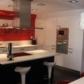 reforma piso Pamplona (zona cocina)