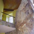 Reforma rustica con piedra