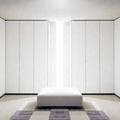 Reforma vivienda Getxo (zona vestidor-dormitorio)