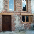 REHABILITACION DE CASAS RURALES CON MATERIALES NOBLES.