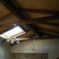 Rehabilitación de cubierta de madera