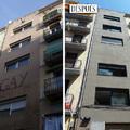 ITE y Rehabilitación de fachada de edificio