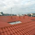 rehabilitacion de tejado y vigas de carga en Arzovispo Malvar en Pontevedra