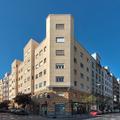 rehabilitación edificio viviendas,madrid,2012