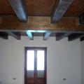 Rehabilitación forjados de madera en casa en Alborache