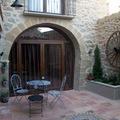 Rehabilitación para apartamentos rurales. Calaceite (Teruel)