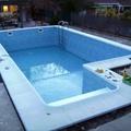 Rehabilitación piscina con lámina armada Alkorplan 3000
