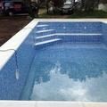 Rehabilitación piscina de hormigón con lámina armada ALKORPLAN 3000