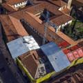 Renovación de cubierta Monasterio de San Pelayo de Oviedo (Asturias)