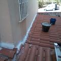 reparacion techo por filtrado de agua
