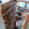 Restauración mueble de oficina
