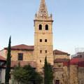 Restauración Torre Monasterio de San Pelayo de Oviedo (Asturias)