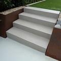 revestimientos cementosos en suelos y escalera