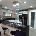 revestimientos cementosos en suelos y paredes de cocina