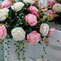Rosas Artificiales - Customiza tu centro, nosotros te ayudamos.