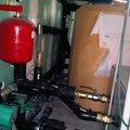 Sala técnica parte BC geotermica para ACS