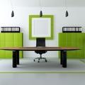 Salón Simetria Verde