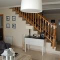 Salón vista escalera