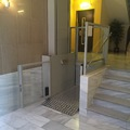 Plataforma elevadora vertical