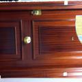 seccion de puerta acorazada
