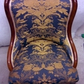 sillón pequeño de dormitorio