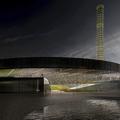 Cúpula de la energía en Zamora
