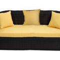 Sofa Roma  con cojines.