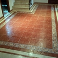 Solado tipo alfombra