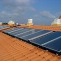 Solar térmica colectiva