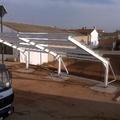Soportes para placas fotovoltaicas