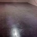suelo de hormigon con microcemento despues