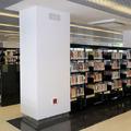 Suelo Microcemento Biblioteca