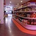 Suelo Microcemento supermercado
