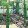 jardineras traviesas ferrocarril