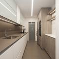 Cocina con armarios columna | Sincro