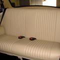 Tapizado asiento posterior MINI