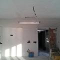 techo liso y cajón para barra